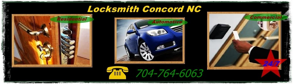 Locksmith Concord NC | Concord NC Locksmith 28025